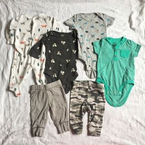 Baby outfit Bundle 3mo